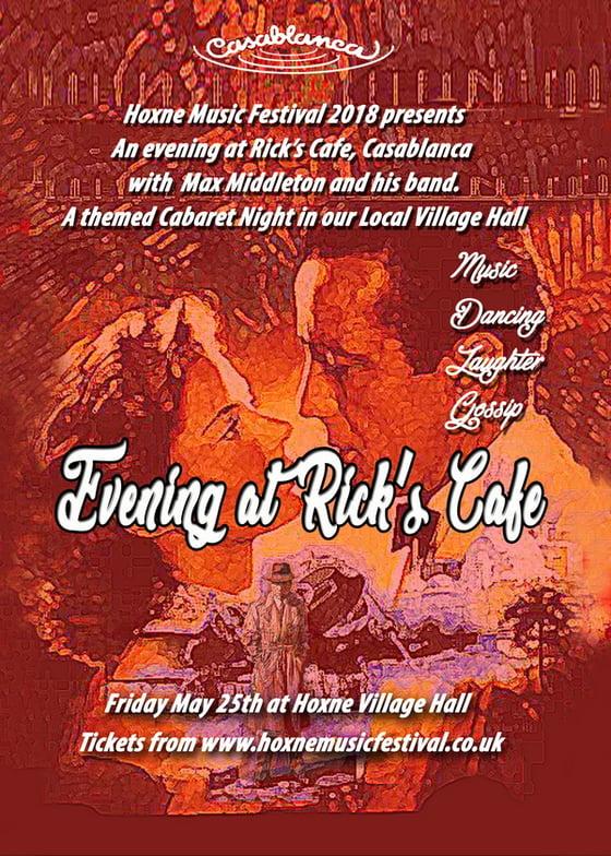 Image of An evening at Rick's Cafe Casablanca
