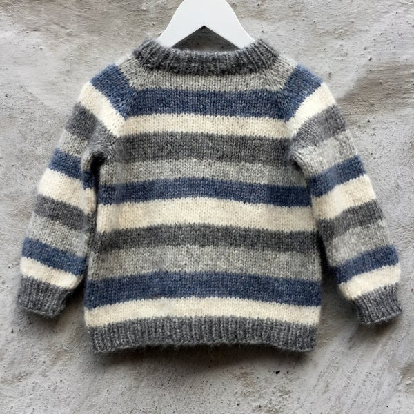 Image of DK-0031 Brormand Sweater Str. 1 til 10 År