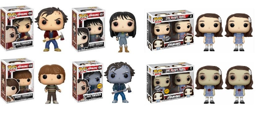 Image of The Shining Pop Vinyls