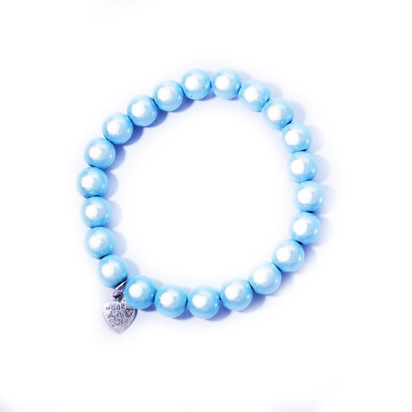 Image of Glow Bead 10mm Bracelet