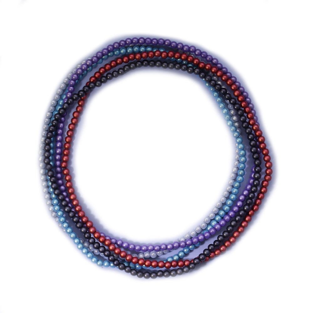 Image of Glow Bead Choker