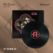 Image of Mr.Bison - Holy Oak -  Lp Black