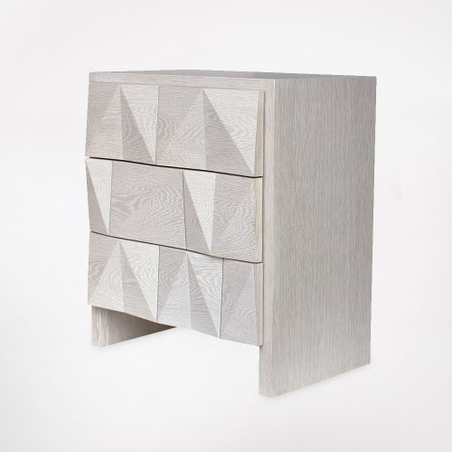 Image of Facet Side Table