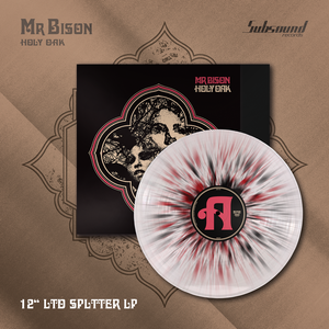 Image of Mr.Bison - Holy Oak - Lp Splatter