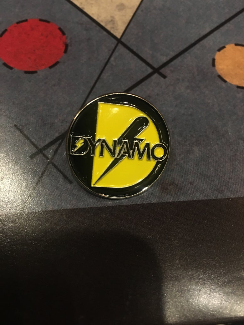 Image of Dynamo Pin