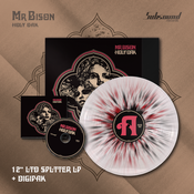 Image of Mr.Bison- Holy Oak - LTD Splatter Lp + Digipak