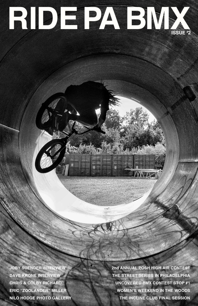 Image of RIDE PA BMX - ISSUE TWO