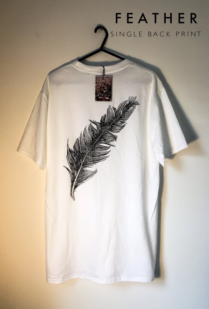 Image of FEATHER TSHIRTS & SWEATSHIRTS