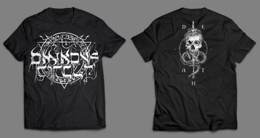 Image of Logo/DEATH shirt