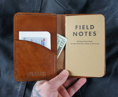 Image of Field notes cover