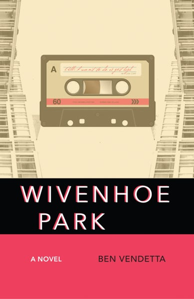 Image of Wivenhoe Park - paperback book