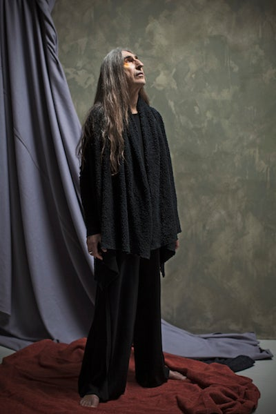 Image of CEREMONY: DEVIL'S DOOR CARDIGAN