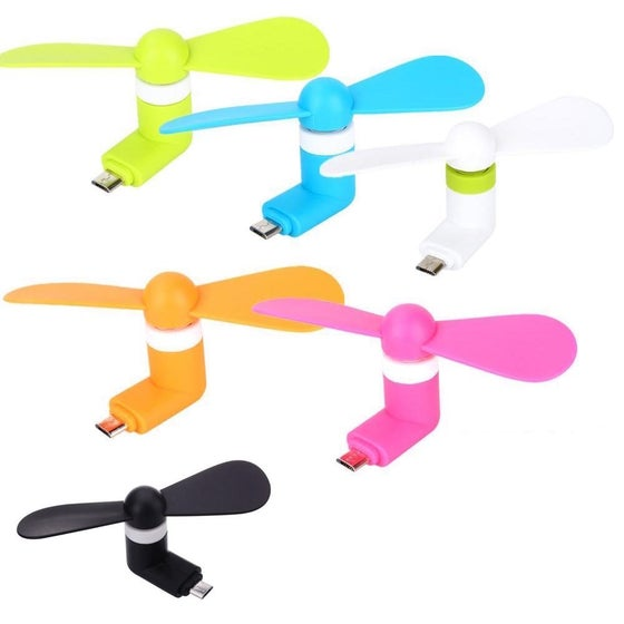 Image of iPhone/Android USB Fan