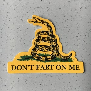 Image of Don't Fart on Me - T Shirt