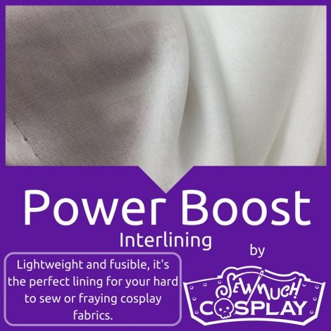 Power Boost Woven Interlining