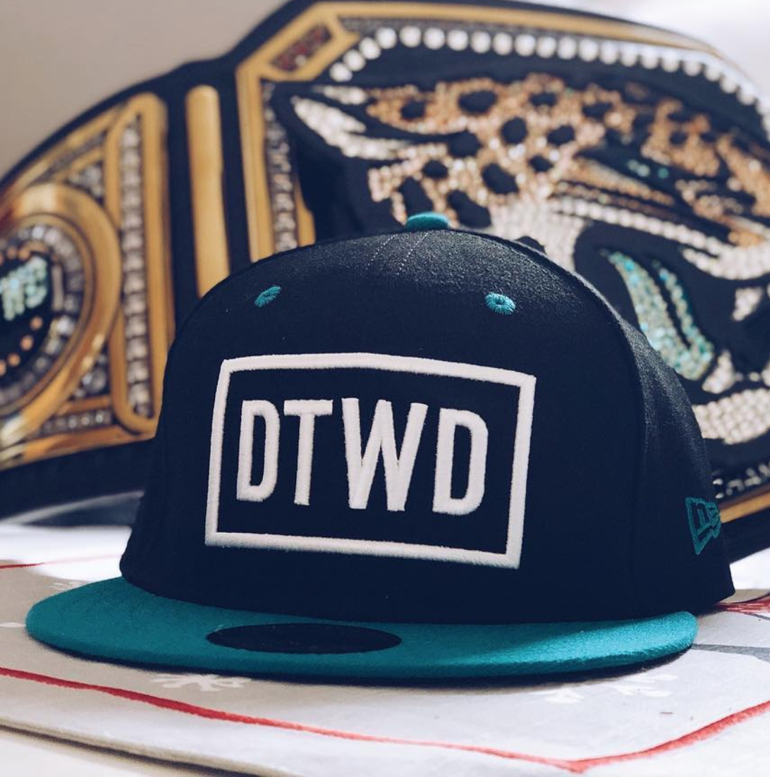 Image of DTWD - New Era - Snapback