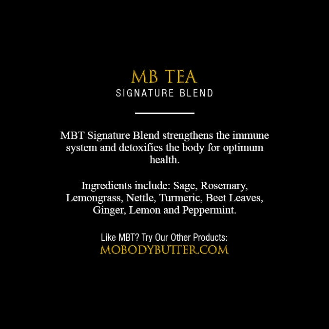 Image of MBTea Signature Blend