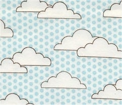 Image of Cloud 9 Organic Cotton Fabric