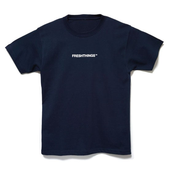 Image of LOGO TEE / NAVY