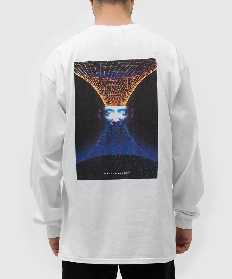 Image of ACTIVATOR: SUCUX LONGSLEEVE