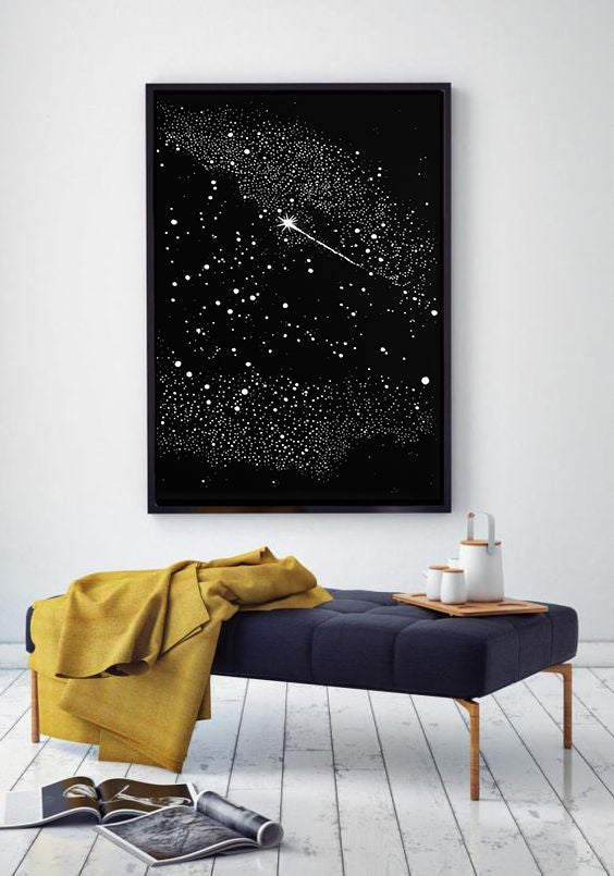 Image of A Starry Night