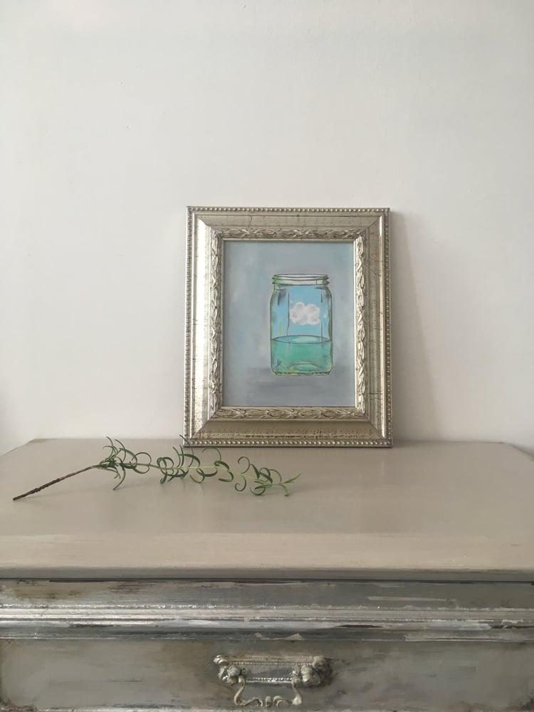 Image of Small Glass of Hope (Speranza al Vetro)