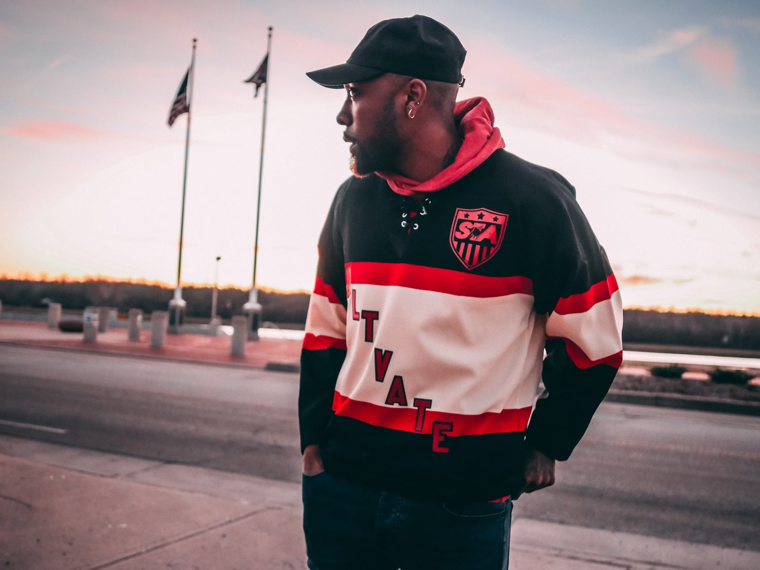 Image of STA Cultivate Hockey Jersey