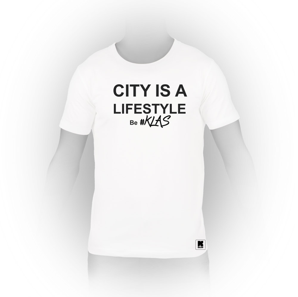 Image of T-shirt - City is a life style KLAS