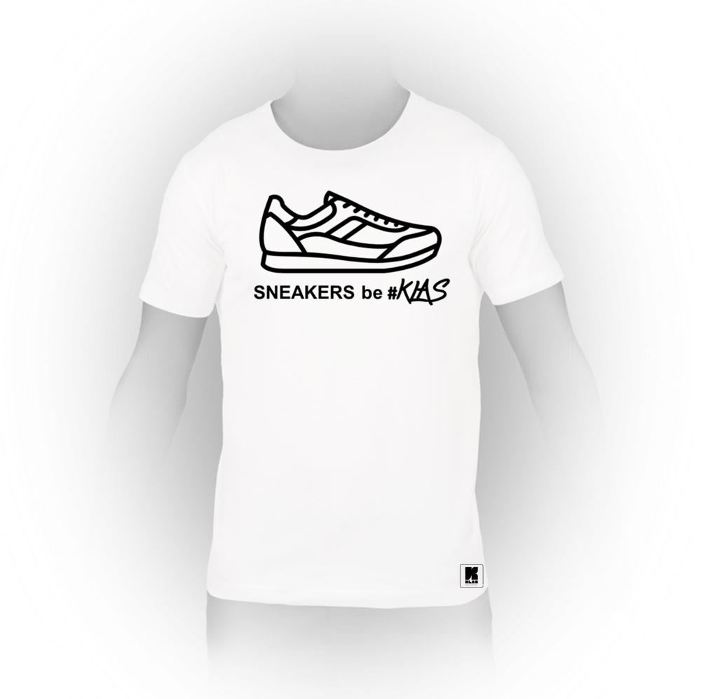Image of T-shirt - Sneakers be KLAS