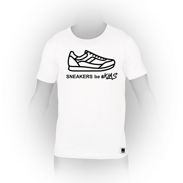 Image of T-shirt - Sneakers be KLAS