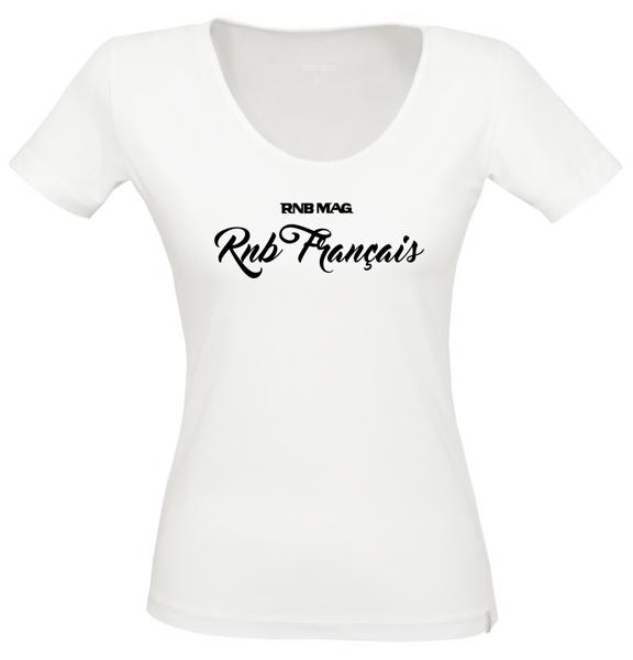 Image of T-shirt - Rnb Français - RnbMag