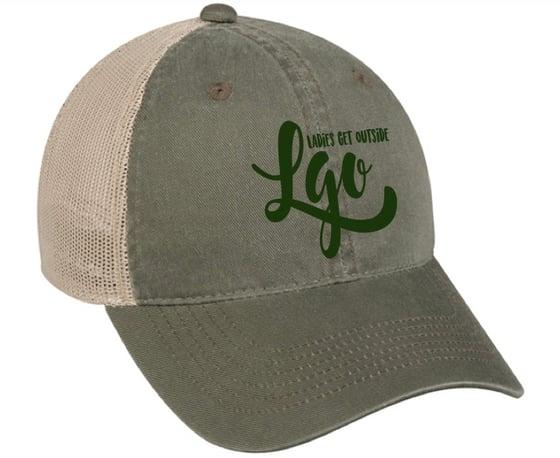Image of LGO Trucker Hat