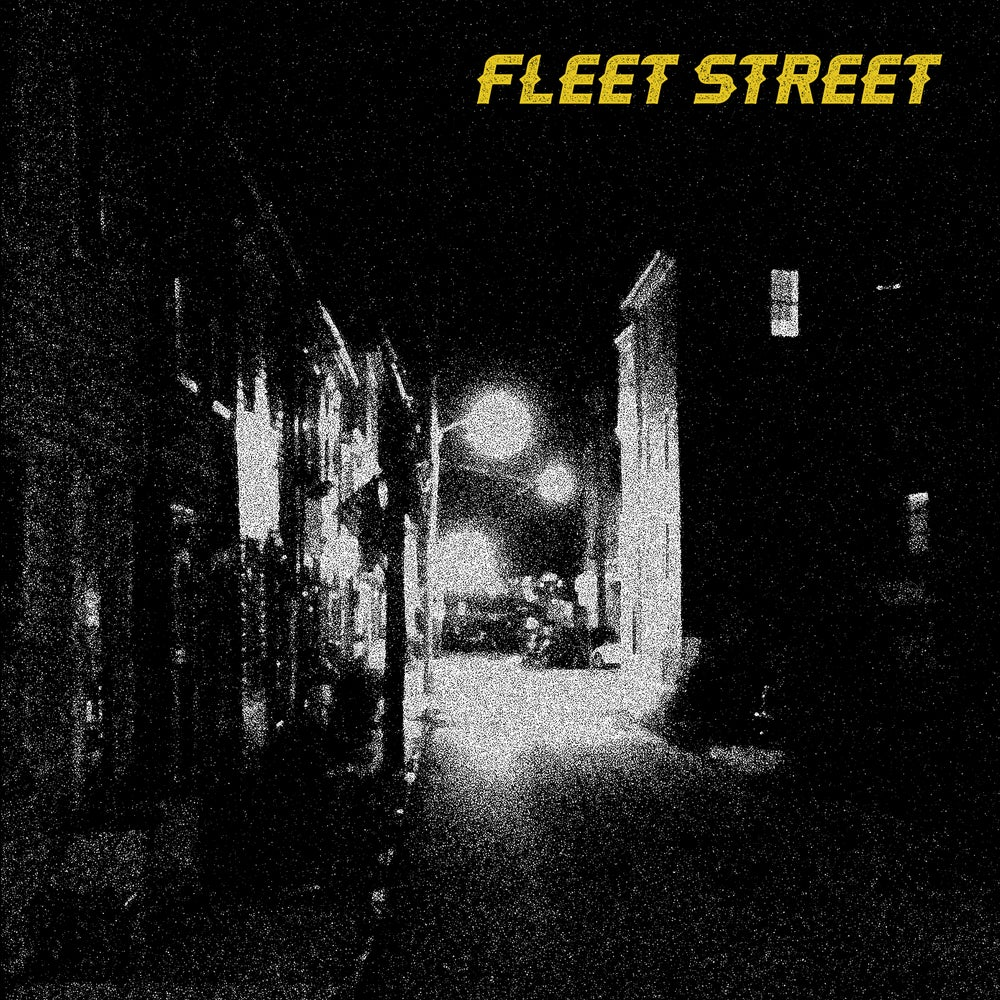 Image of Fleet Street LP VINYL
