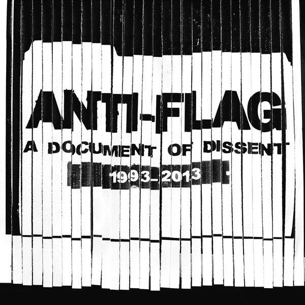 Image of Anti-Flag - A Document of Dissent 2xLP