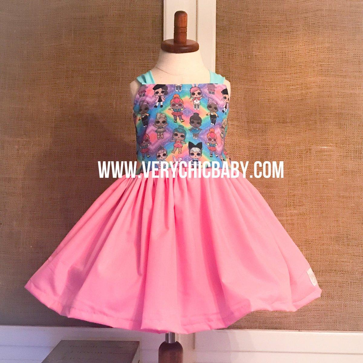 Image of LOL Surprise Doll Dress