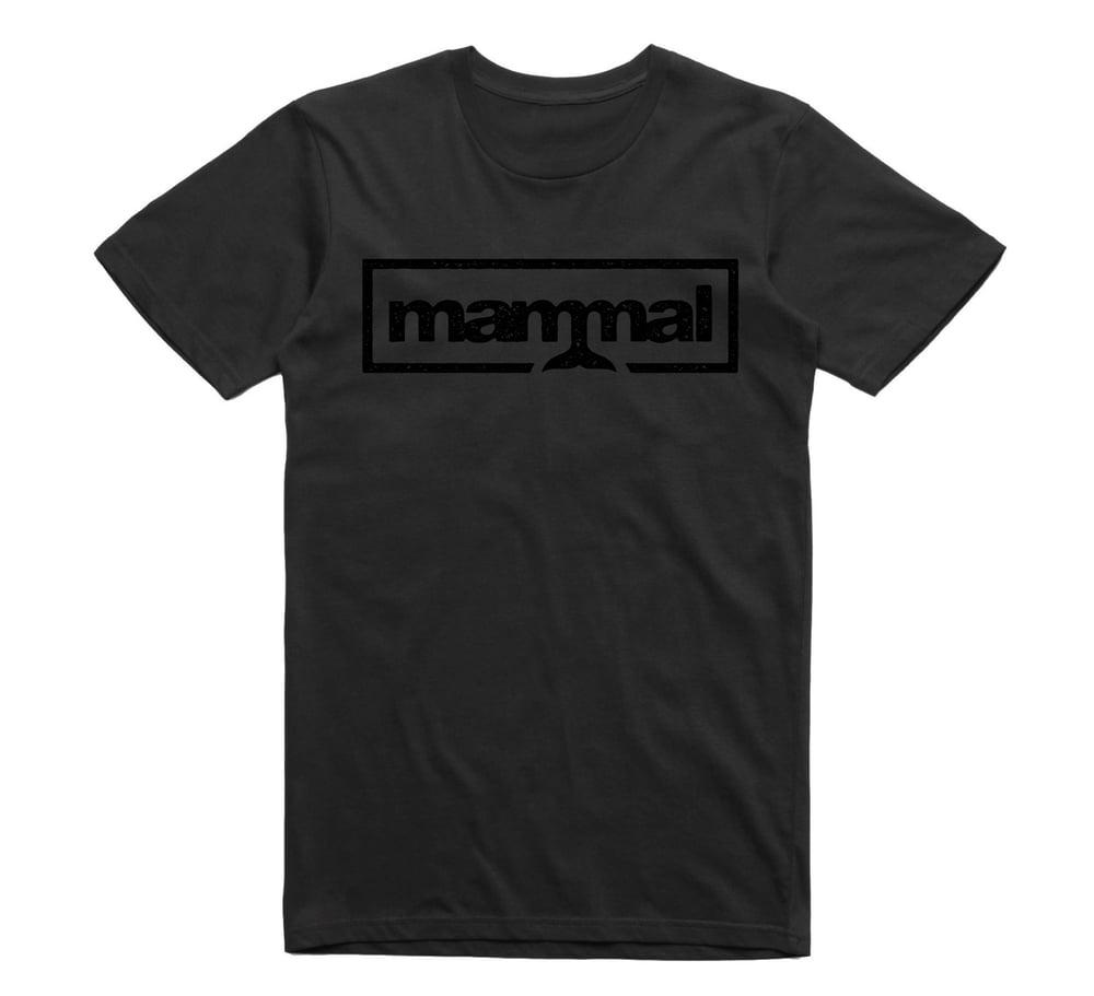 Image of Black Box Logo T-shirt (pre-order)