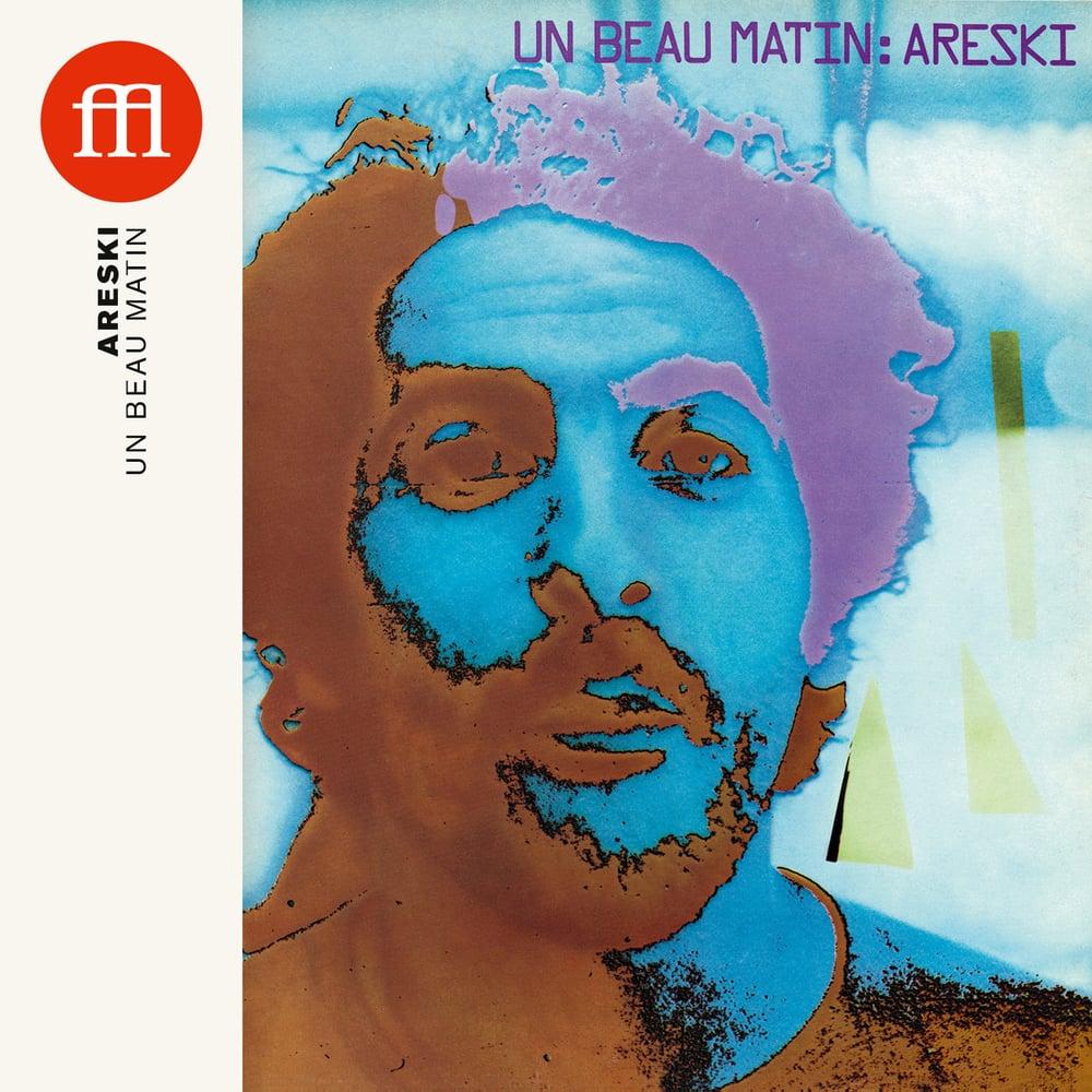 Image of ARESKI - Un Beau Matin CD (FFL043CD) PRE-ORDER