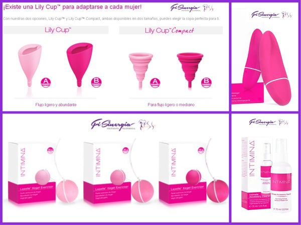 Image of Productos INTIMINA
