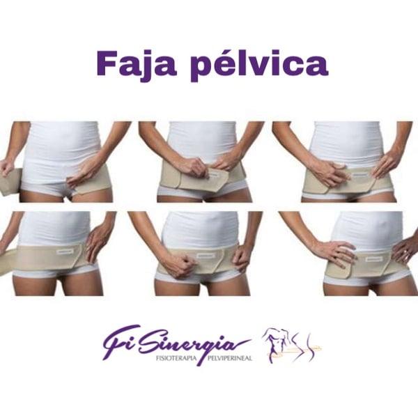 Image of Faja Pélvica Shrinkx hips