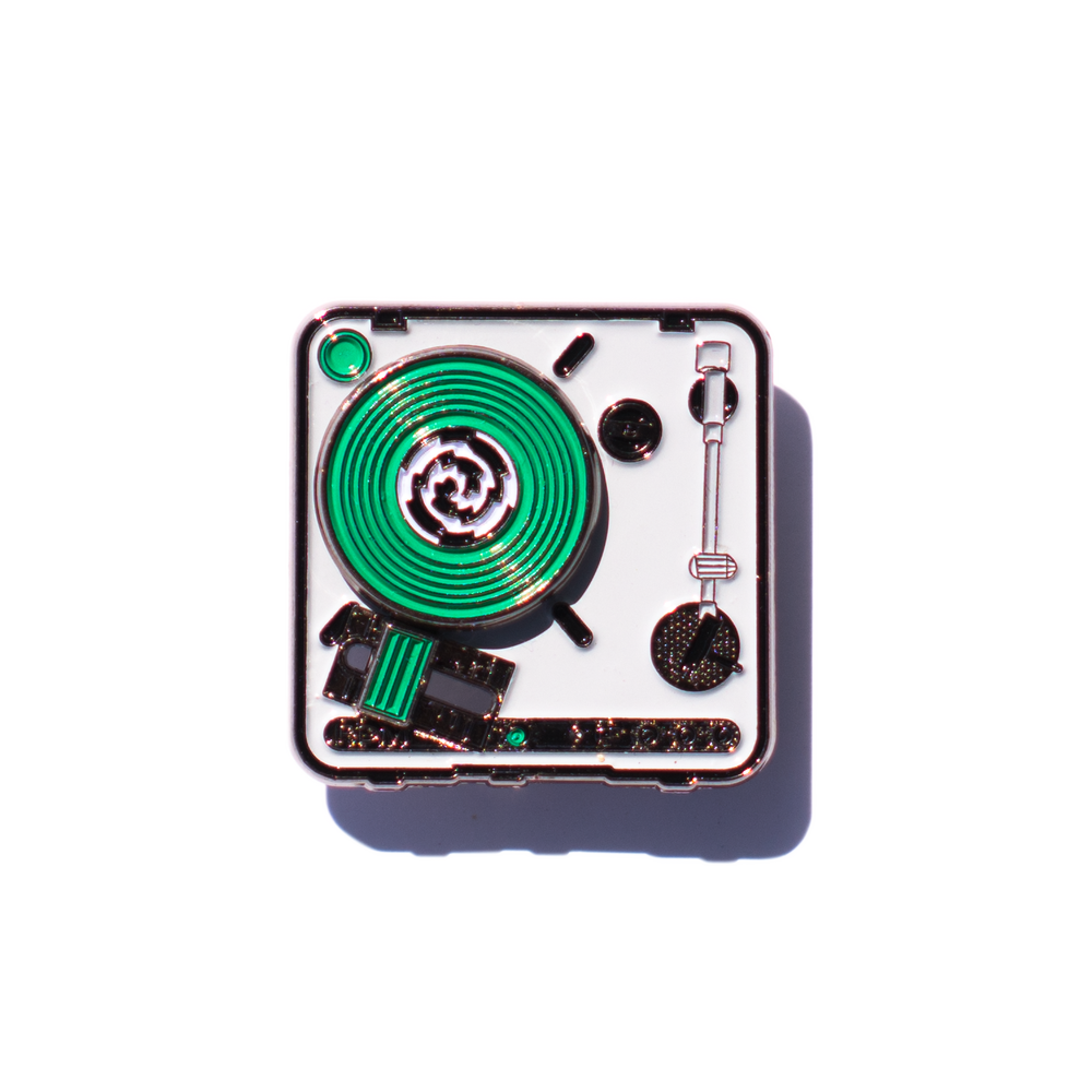 Image of Turntable Scratch Pin