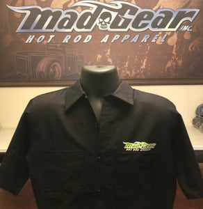 Image of GREEN MACHINE Work Shirt