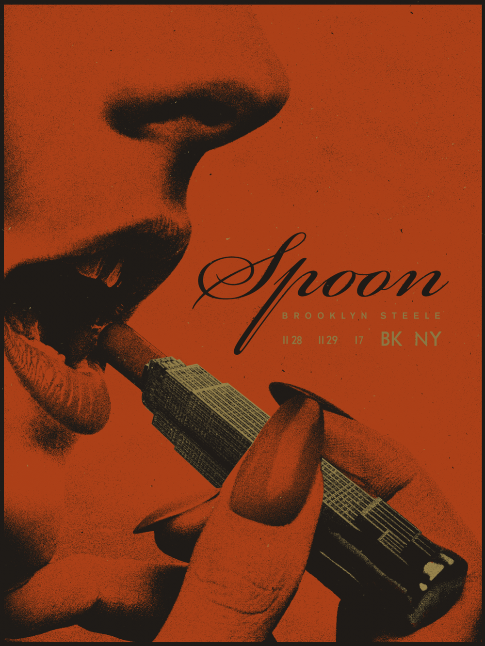 Image of SPOON / Brooklyn / 2017