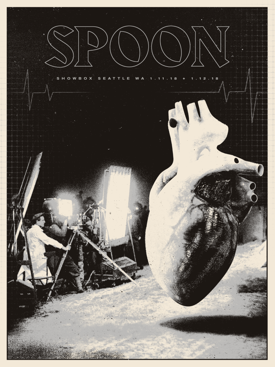 Image of SPOON  / Seattle / 2018