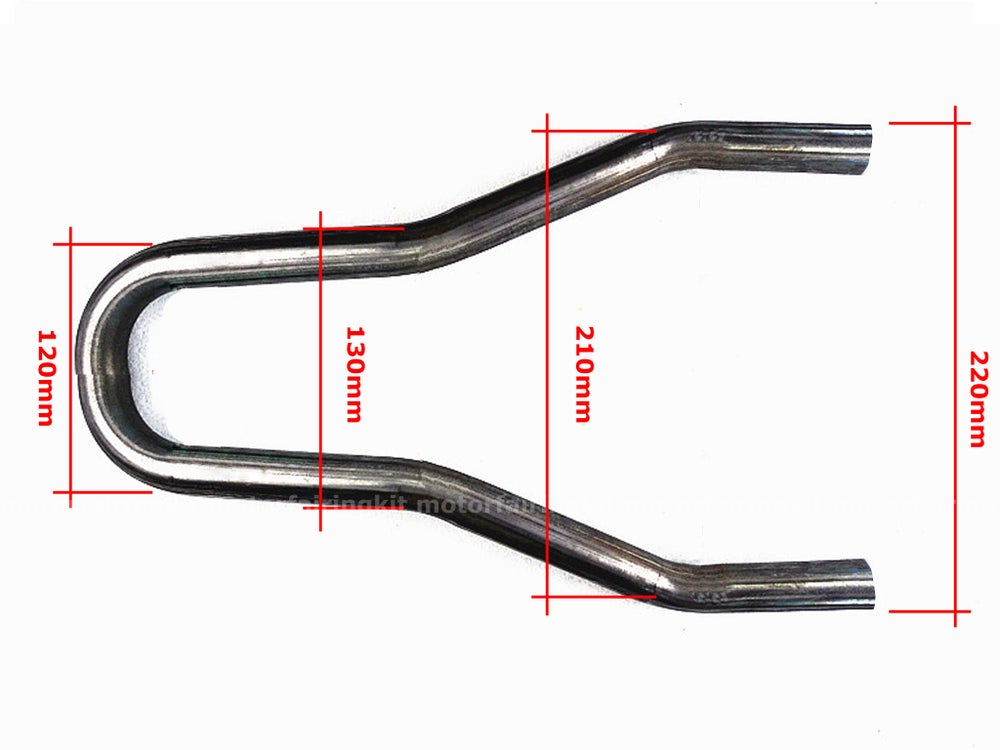 Image of Flat seat & loop for Yamaha SR400
