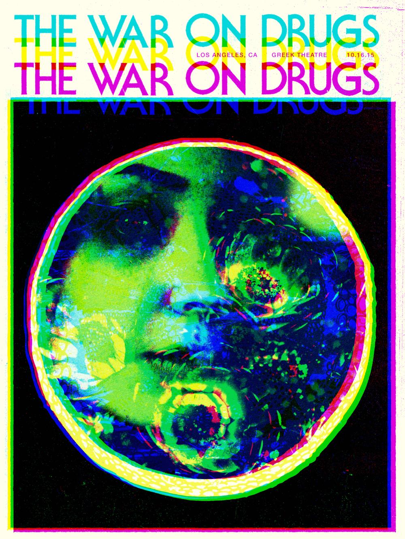 Image of The War On Drugs / LA / 2015