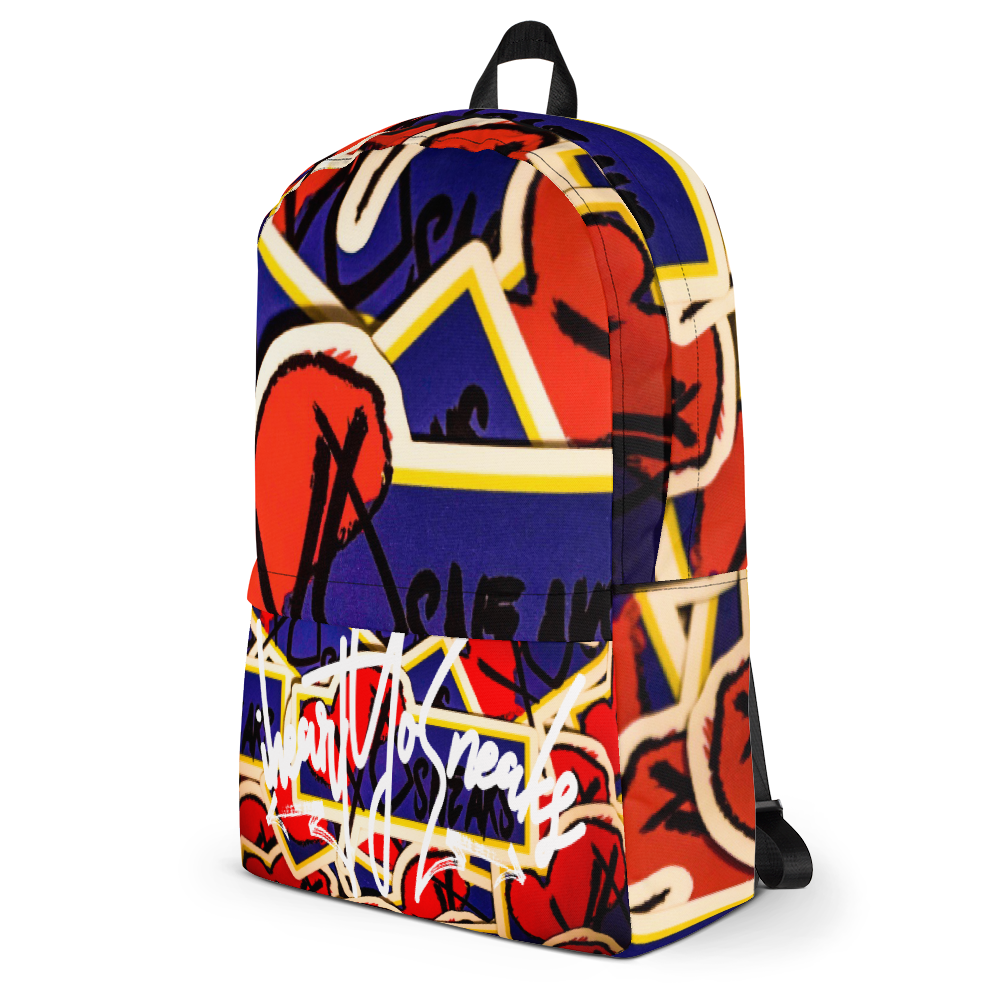 iHeartyosneak Backpack