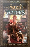 The Sword of Waters (The Shield, Sword, and Crown #2) by Hilari Bell, Drew Willis (Illustrator)