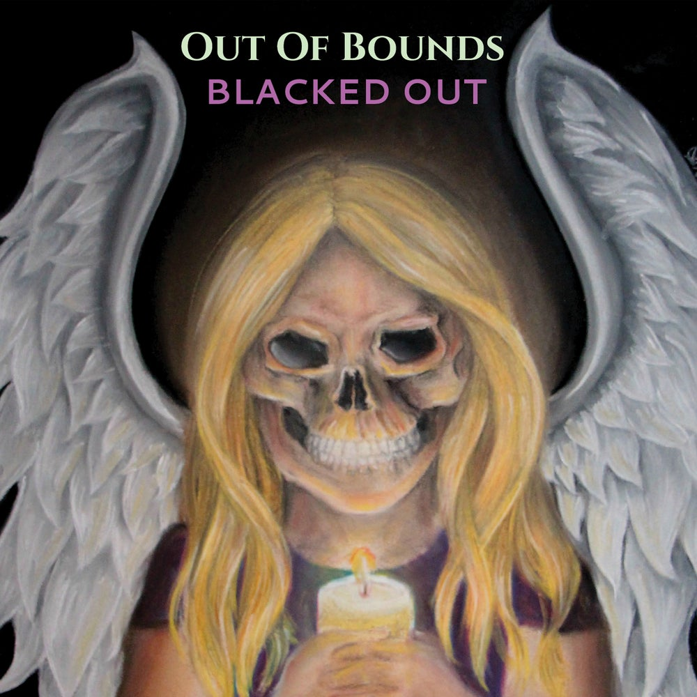 Image of CD-Blacked Out   The Debut CD by Out Of Bounds