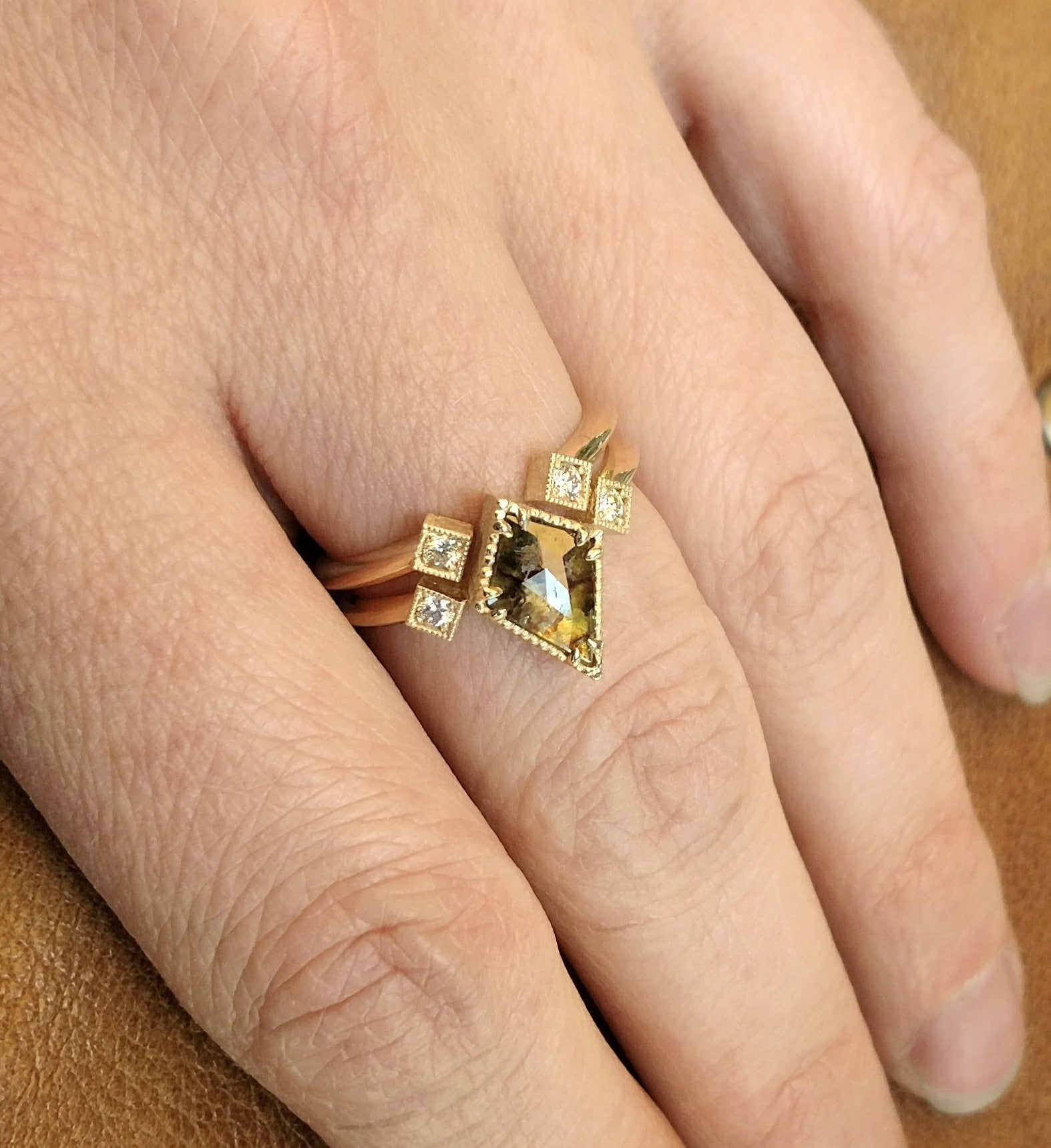 Image of Effie ring set