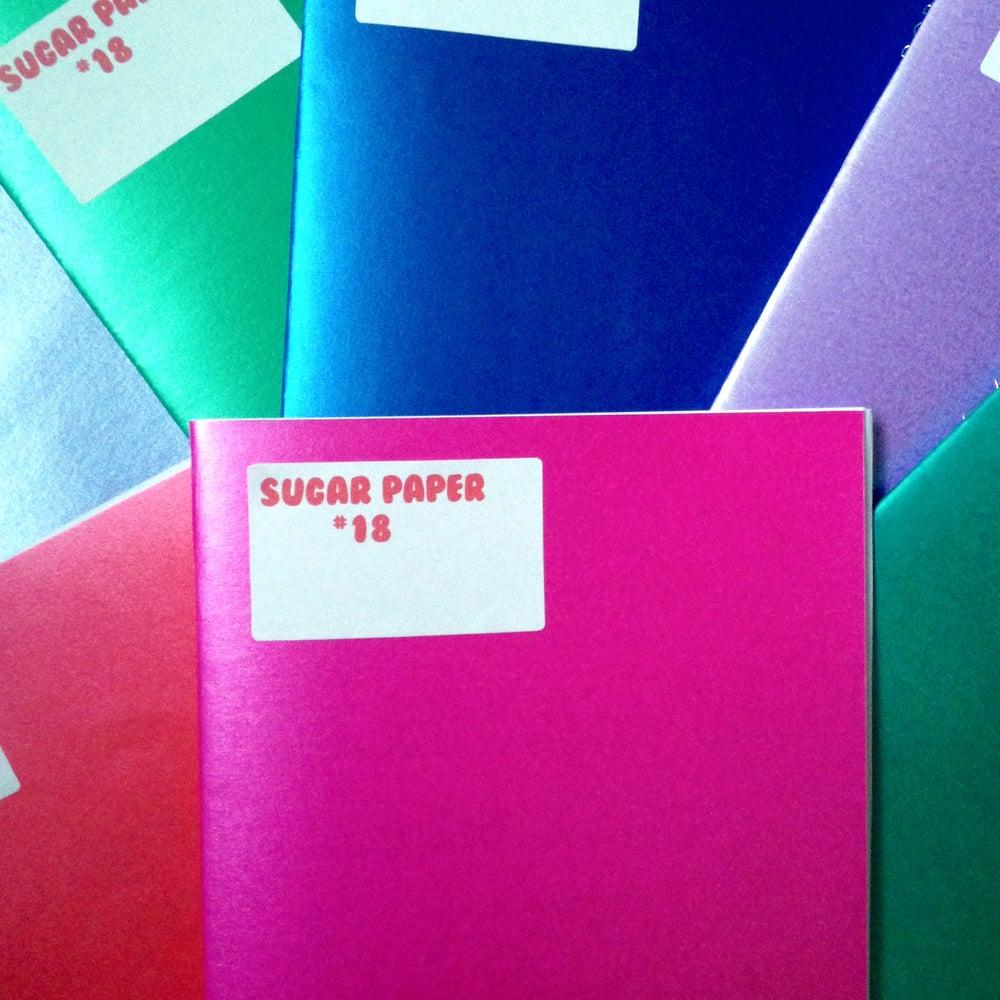 Image of Sugar Paper #18